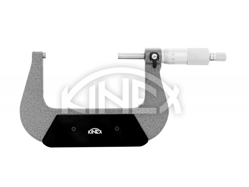 Mikrometr třmenový KINEX 50-75 mm/0,01mm