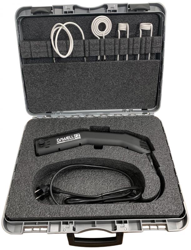 Mobilní indukční ohřev DAWELL DCI-12 PKW, kompaktní