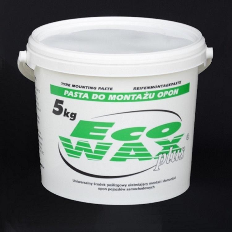 Montážní pasta - vosk ECO WAX 5 kg, bílá