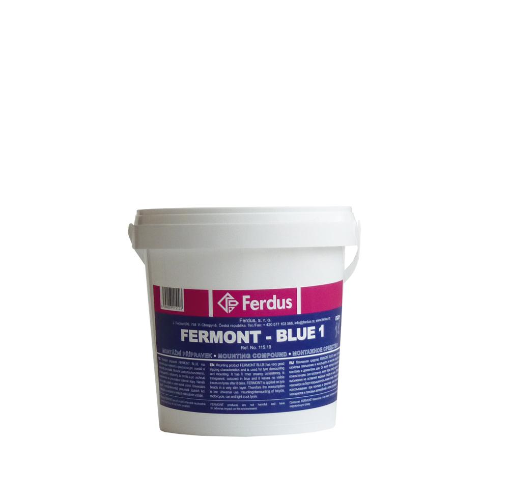 Montážní přípravek FERMONT BLUE 1, 1000 ml - Ferdus 115.10