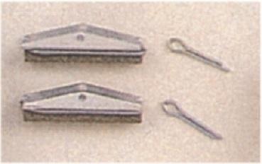 Náhradní brusné kameny pro honovací přípravek JONNESWAY AN020001, 2 kusy