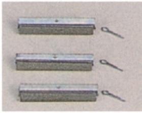 Náhradní brusné kameny pro honovací přípravek JONNESWAY AN020003, 3 kusy