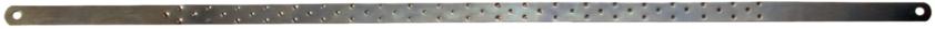 Náhradní pás pro klíč na olejové filtry BGS 1027, délka 535 mm - BGS 1025