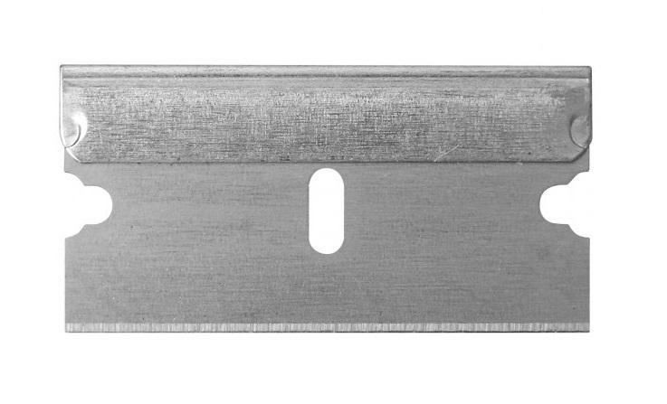 Náhradní vyměnitelné čepele - nože pro škrabku, šířka 40 mm, sada 10 ks - ASTA
