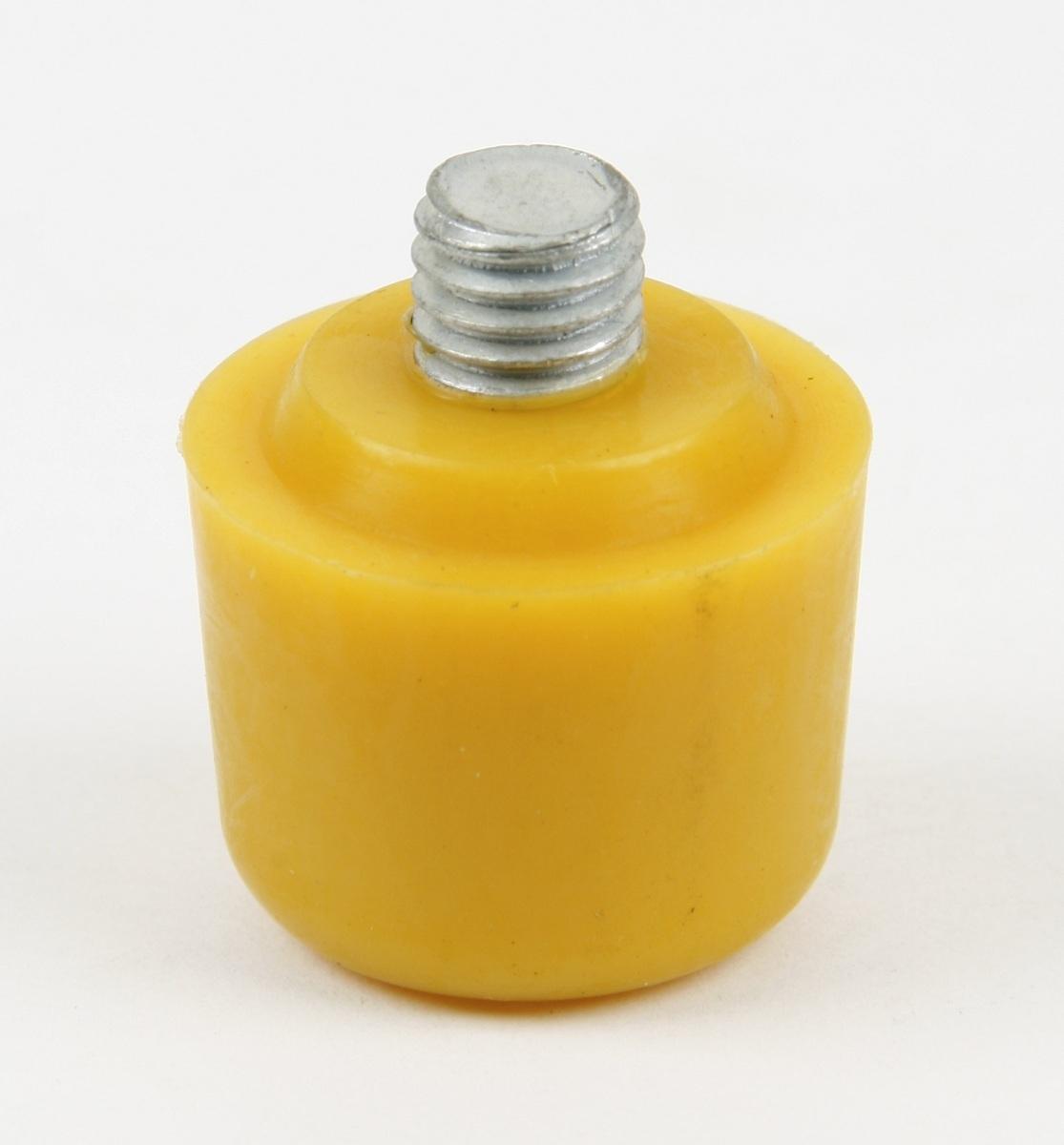Náhradní výměnná hlava paličky M2960 - polyuretanová žlutá - JONNESWAY M2960-T2