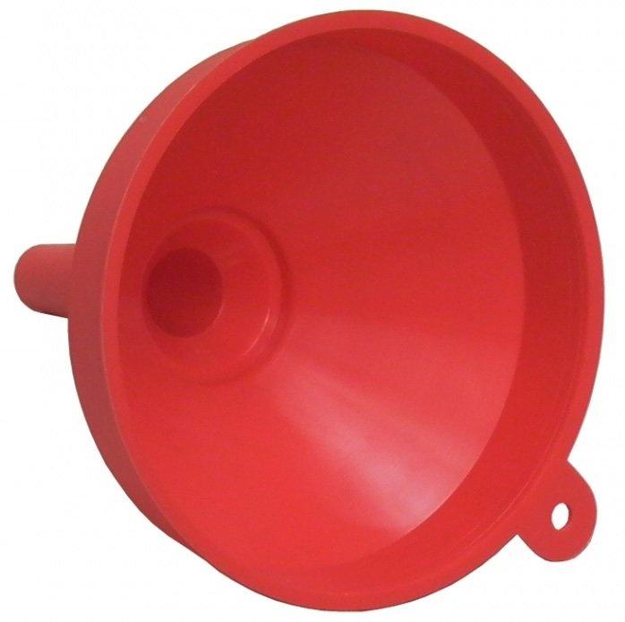 Nálevka - trychtýř bez sítka, průměr 160 mm, se závěsným očkem