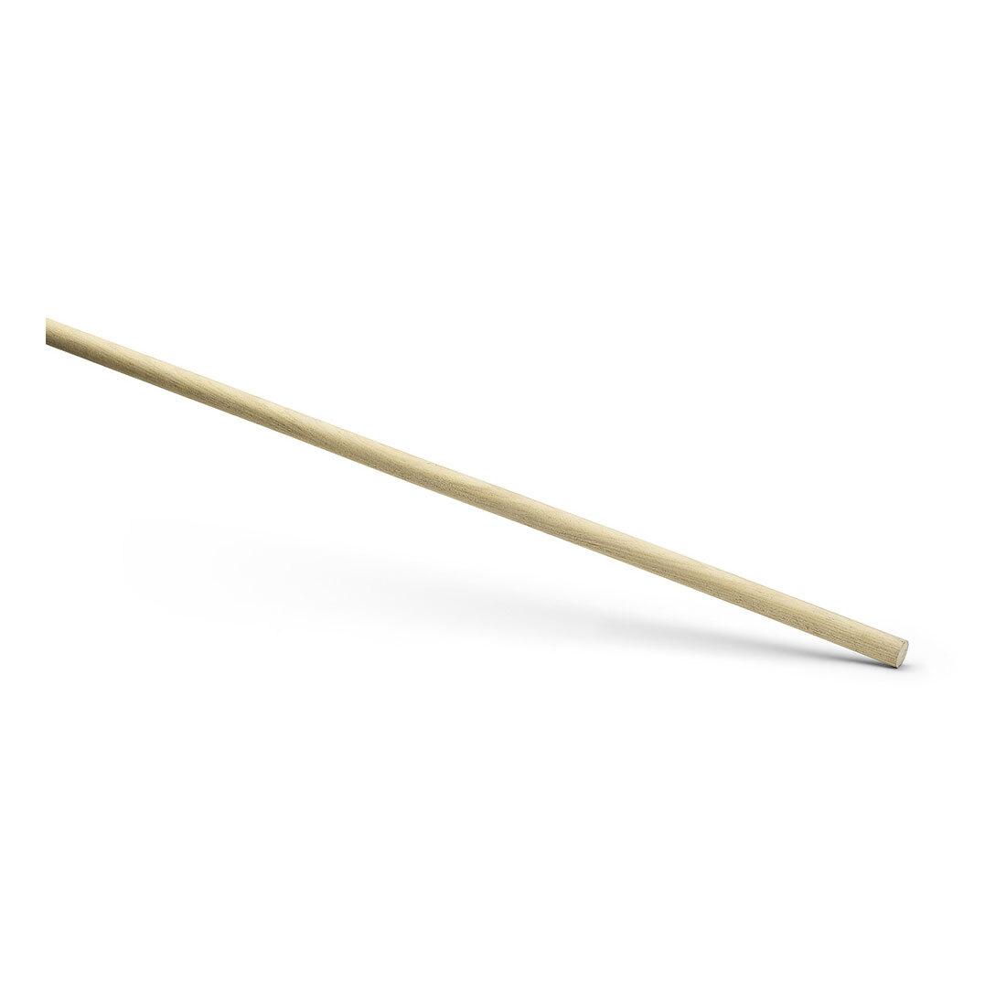 Násada na koště 140 cm x 23.5 mm, dřevo