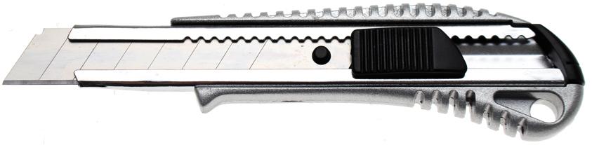 Nůž odlamovací kovový 18mm- BGS 7958