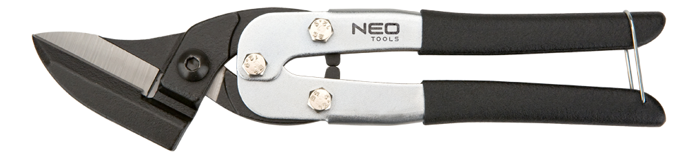 Nůžky na plech vyhnuté, 250 mm - NEO tools 31-065