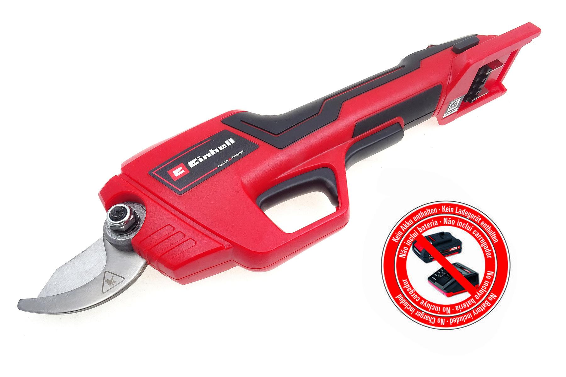 Aku zahradnické nůžky - Einhell Expert GE-LS 18 Li-Solo Power X-Change