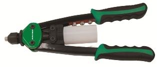 Nýtovací kleště krátké pákové pro trhací nýty 3,2 mm - 6,4 mm - JONNESWAY V2102