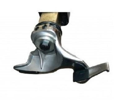 Ocelová zouvací hlava pro zouvačky - Golemtech