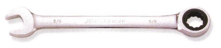 Očkoploché klíče s ráčnou, velikosti 8-36 mm - JONNESWAY