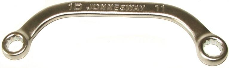 """Očkové klíče, otevřenější """"C profil"""", různé rozměry - JONNESWAY"""