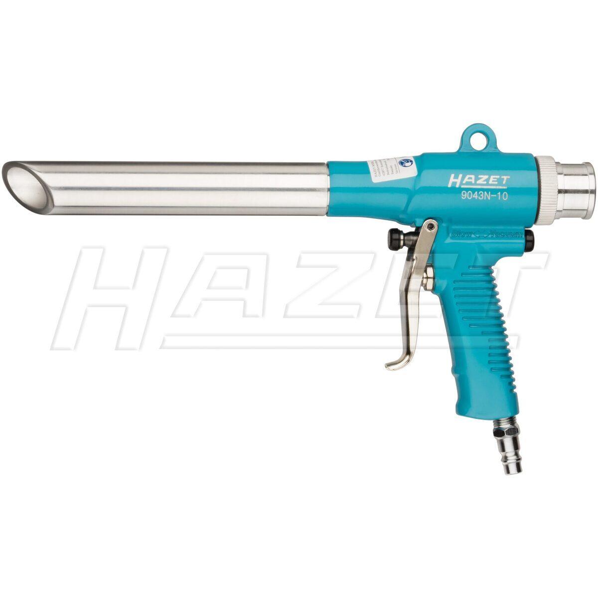 Odsávací a ofukovací pistole, s přepínáním - HAZET 9043N-10