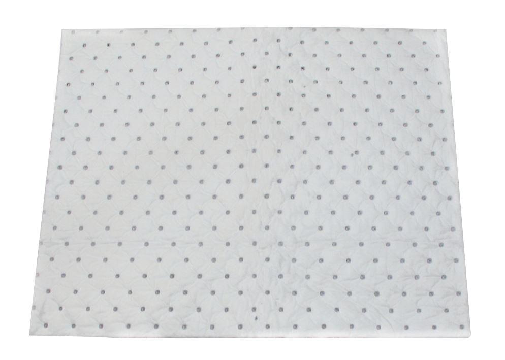 Absorpční ubrousky pro odsátí oleje 400 x 500 mm, 50 ks - Kunzer