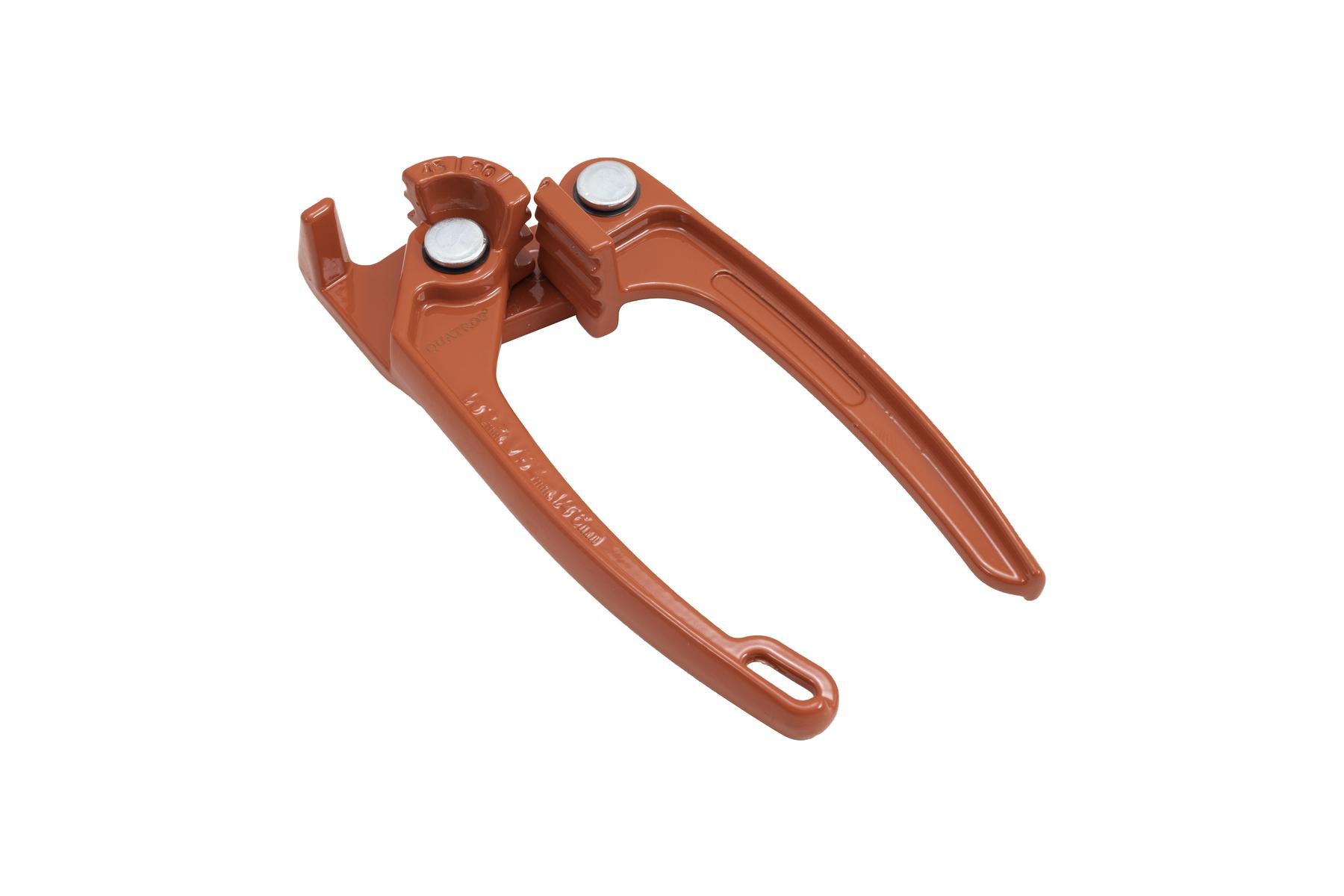 "Ohýbačka brzdových trubek, rozsah 3, 4.75 a 6 mm (1/ ""-1/4)"" - QUATROS QS70114"