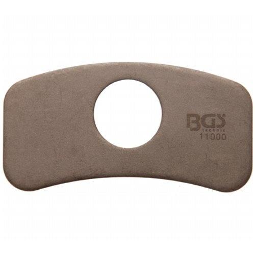 Opěrná deska k sadám na zatlačení brzdových pístků - BGS 11000
