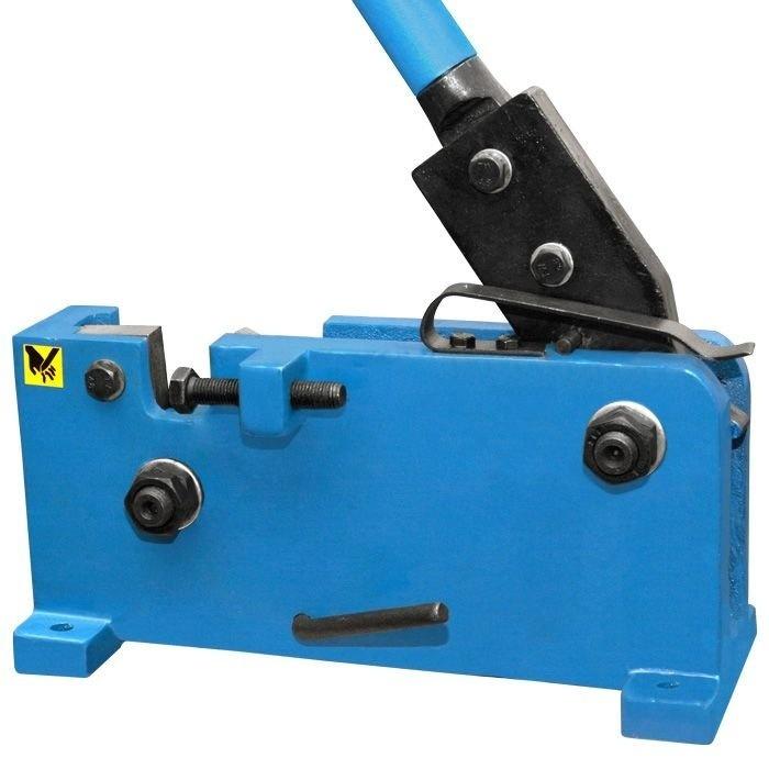 Pákové nůžky na ocelové pruty a profily MS-32