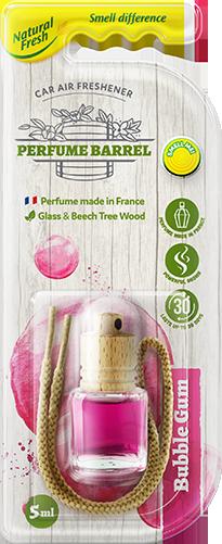 Vůně do auta Perfume Barrel Bubble Gum 5 ml