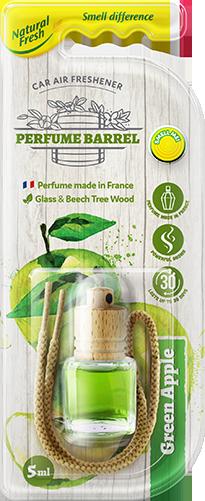 Vůně do auta Perfume Barrel Green Apple 5 ml