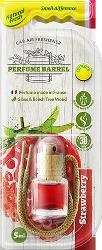 Vůně do auta Perfume Barrel Strawberry 5 ml
