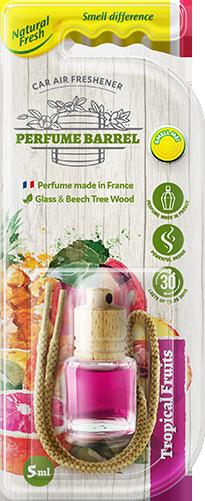 Vůně do auta Perfume Barrel Tropical Fruits 5 ml