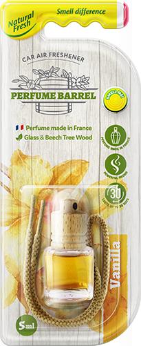 Vůně do auta Perfume Barrel Vanilla 5 ml