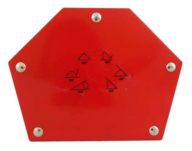 Úhlový magnet víceúhlový, extra nosnost 34 kg