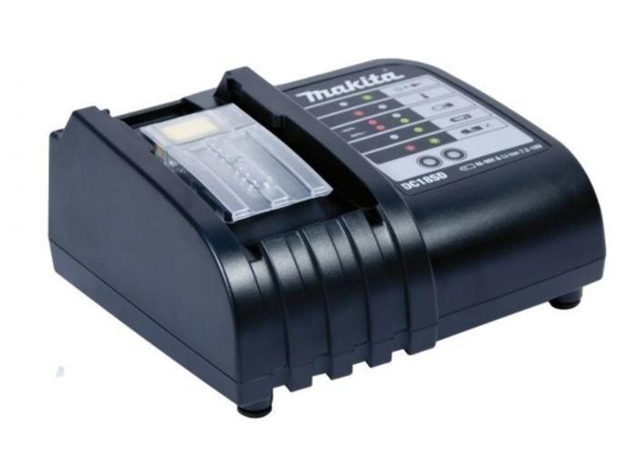 Nabíječka baterií pro aku nářadí 7.2-18 V, Li-Ion a Ni-MH - MAKITA DC18SD