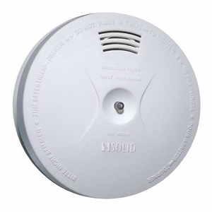 Požární hlásič - detektor kouře 85 dB, bílý
