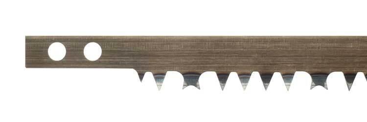 Pilový plátek do obloukové pily 914 mm, na syrové dřevo - PILANA