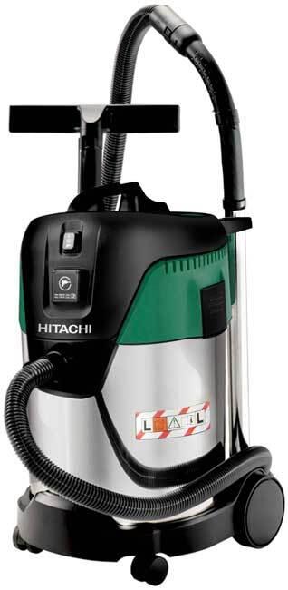 Vysavač pro mokré i suché vysávání 1000 W, s příslušenstvím - HiKOKI RP300YDLWA