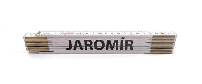 Skladací metr JAROMÍR, 2 m