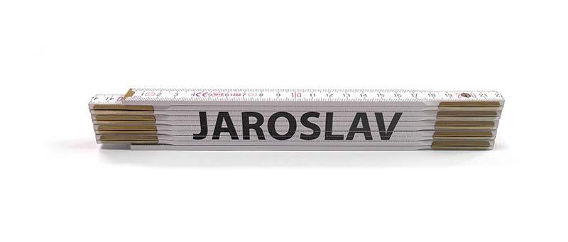 Skladací metr JAROSLAV, 2 m
