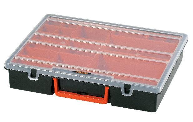 Organizér 330x270x70 mm, 16 přihrádek, plast