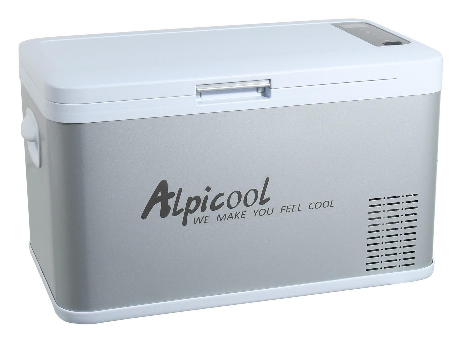 Chladící box do auta 230/24/12V SILVER FROST, 25 litrů, -20 °C - COMPASS