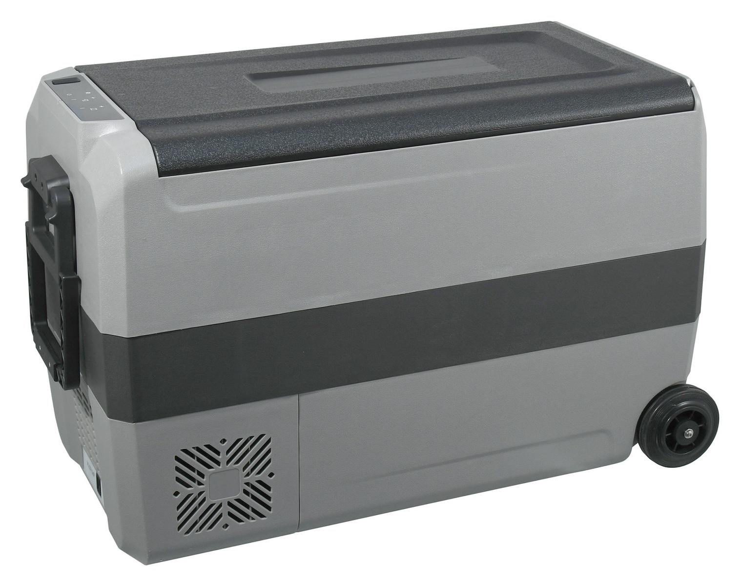 Chladící box do auta 230/24/12V DUAL, 50 litrů, -20 °C - COMPASS