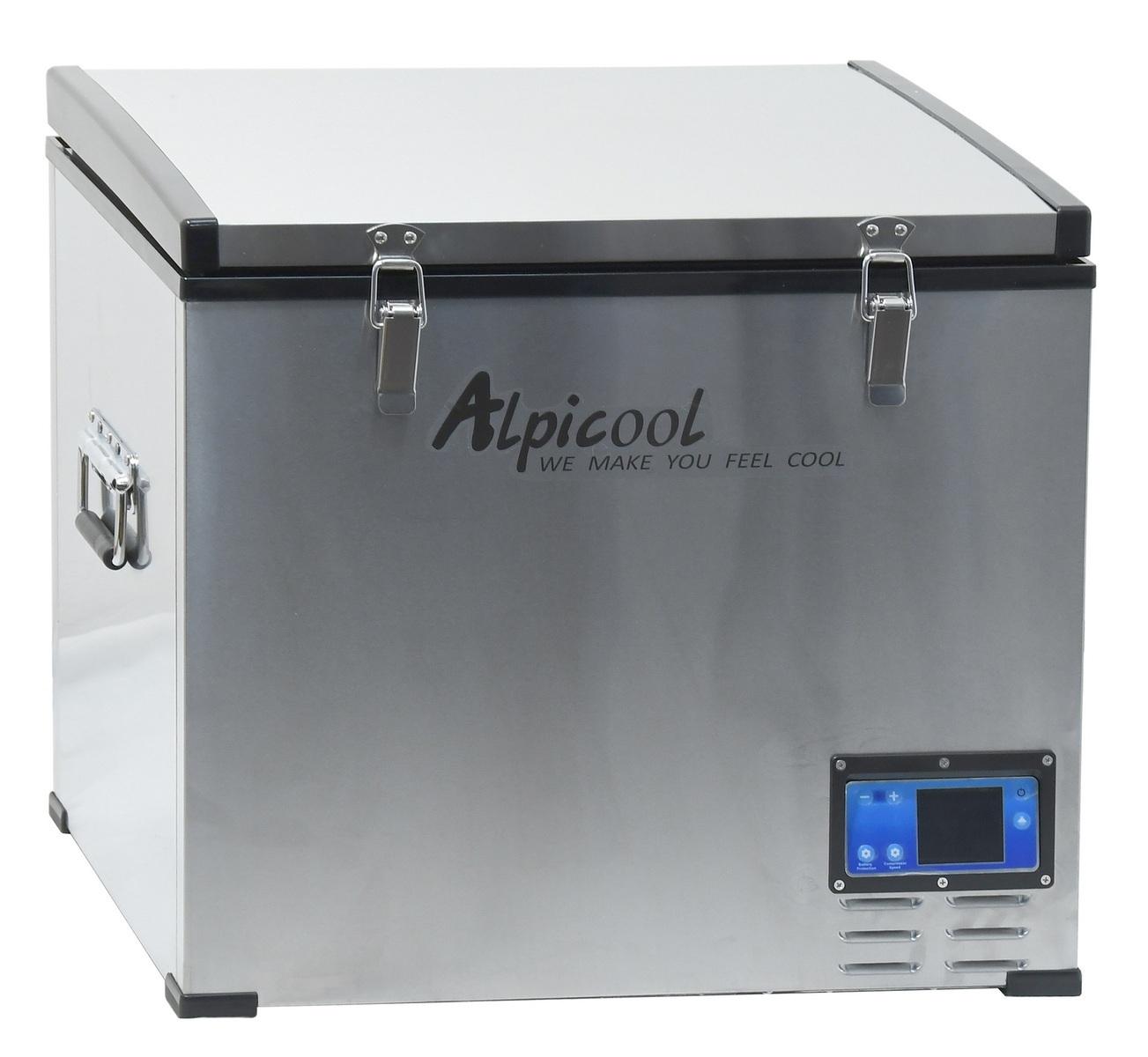 Chladící box do auta 230/24/12V BIG FRIDGE, 60 litrů, -20 °C - COMPASS