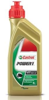 Motocyklový olej Castrol POWER1 4T 1L 20W50