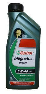Motorový olej Castrol MAGNATEC DIESEL DPF 1L 5W40