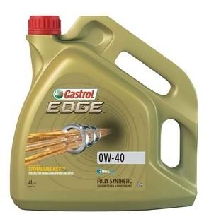 Motorový olej Castrol EDGE 0W40 TITANIUM FST A3/B4 5L