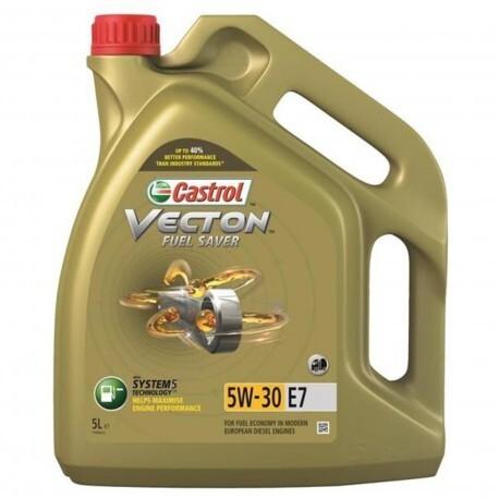 Motorový olej Castrol VECTON FUEL SAVER 5W30 5L