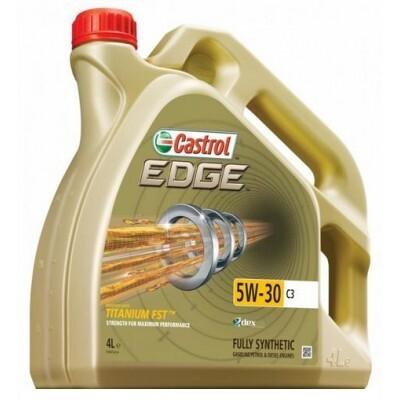 Motorový olej Castrol EDGE 5W30 TITANIUM FST C3 5L