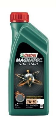 Motorový olej Castrol MAGNATEC STOP-START 1L 0W30 D