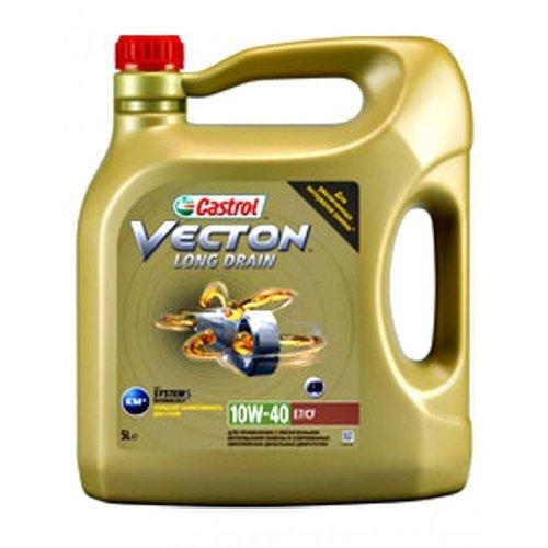 Motorový olej Castrol VECTON LONG DRAIN 10W40 E6/E9 5L