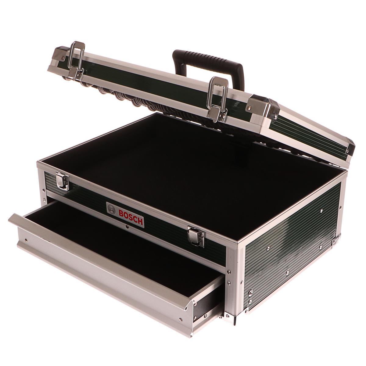 Kufr na nářadí, 420 x 310 x 200 mm, dvě přihrádky - BOSCH