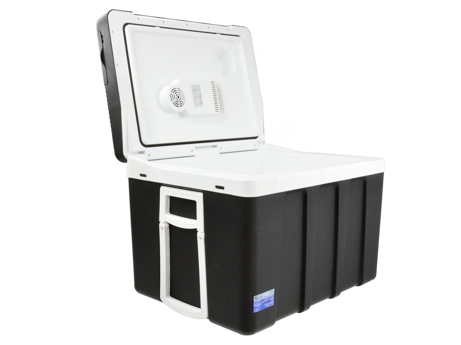 Chladící box do auta 230/12V, 50 litrů, pojízdný - GEKO