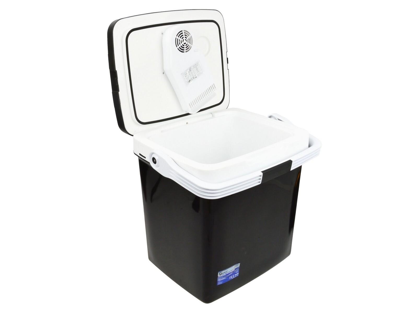 Chladící box do auta 230/12V, 26 litrů, displej s teplotou - GEKO