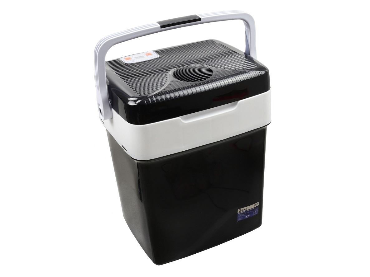 Lednice do auta - autolednice 230/12V, 32 litrů, s LCD displejem - GEKO